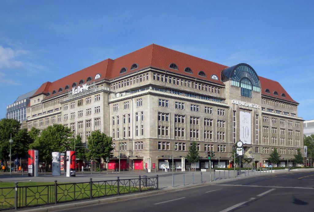 KaDeWe - Kaufhaus des Westens