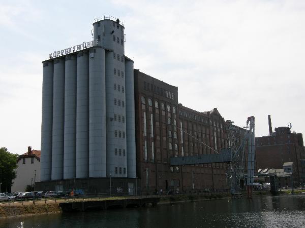Museum Küppersmühle für Moderne Kunst