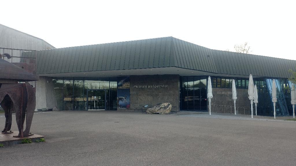Museum für Naturkunde (Museum am Löwentor)
