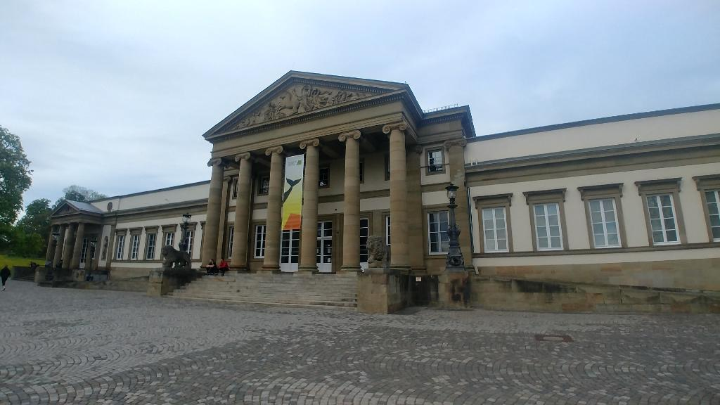 Naturkundemuseum Stuttgart (Schloss Rosenstein)