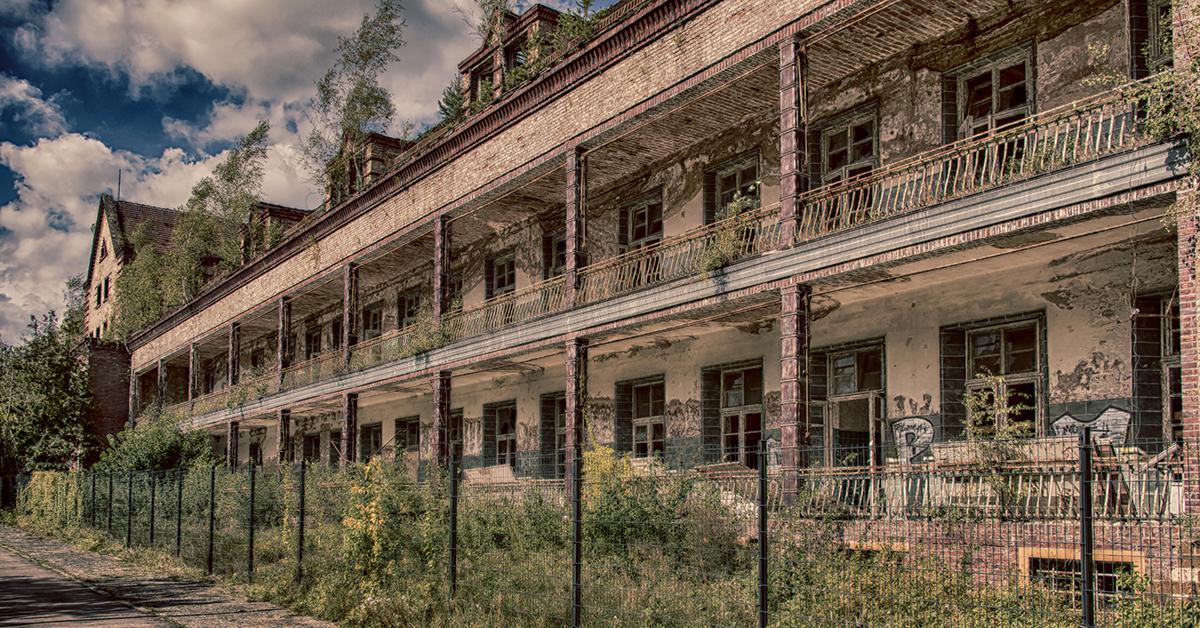 Bielefeld nähe verlassene orte Bielefeld Archive